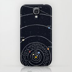 Solar system Galaxy S4 Slim Case