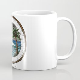 Coconut Vibes Coffee Mug