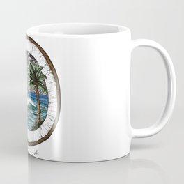 Coconut Vibes Coffee Mug