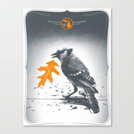 Jaybird Canvas Print
