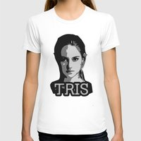 divergent T-shirts featuring Divergent: Tris by Flash Goat Industries