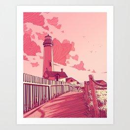 warmland Art Print