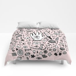 Alchemy (rose) Comforters