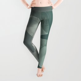 Abstract forms 15 Leggings