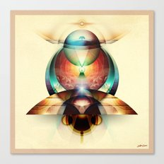 Life Totem Canvas Print