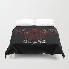 Chicago Bulls Duvet Cover