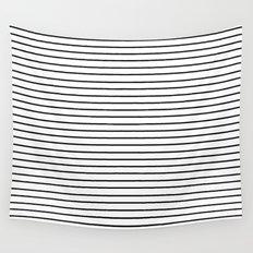 Minimal Stripes Wall Tapestry