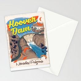 Hoover Dam Nevada/Arizona Stationery Cards