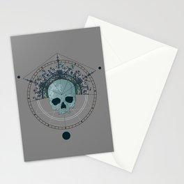 Holy Skull Stationery Cards