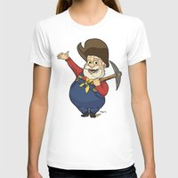 toy story T-shirts featuring Toy Story | Stinky Pete by Brave Tiger Designs