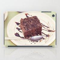 dessert iPad Cases featuring dessert by iokk