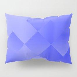 Danish Heart Blues Pillow Sham