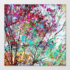 Autumn 8 Canvas Print