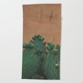 Route 66 Prickly Pears Beach Towel