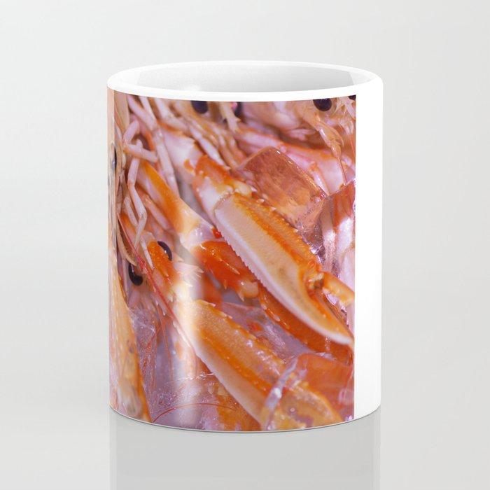 Gourmet Shrimp Coffee Mug