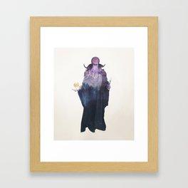 Mind Flayer Framed Art Print