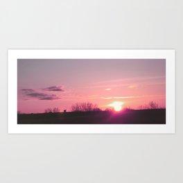 Sol Sun Ra Art Print