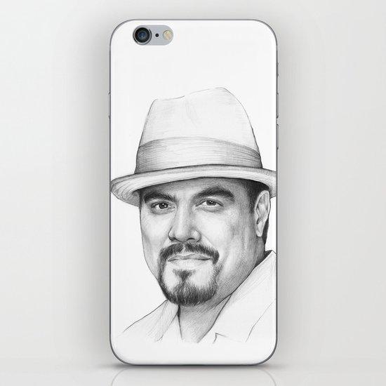 Angel Batista (DEXTER) iPhone & iPod Skin