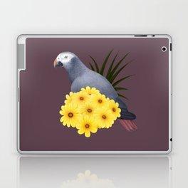 Timneh African Grey Laptop & iPad Skin