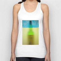 rothko Tank Tops featuring rothko black & white by Arding