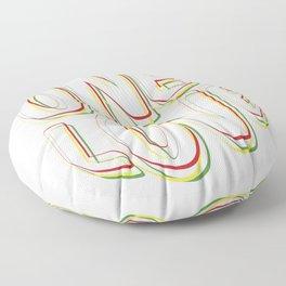 One Love Floor Pillow