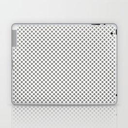 Moon Mist Polka Dots Laptop & iPad Skin