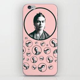 Frida Kahlo design iPhone Skin
