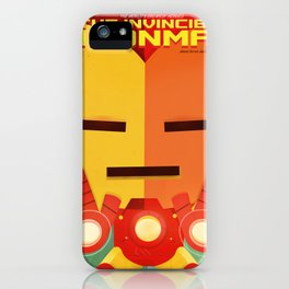 ironman fan art iPhone Case