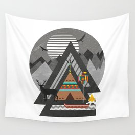 Northwest Passage Wall Tapestry