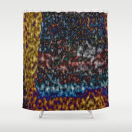 Colorful 06 Shower Curtain