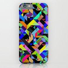 Aztec Geometric III iPhone 6s Slim Case