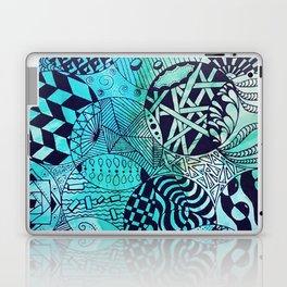 Zentangle Party Laptop & iPad Skin