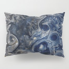Jupiter Blues Pillow Sham
