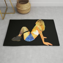 Just Relaxing Rug