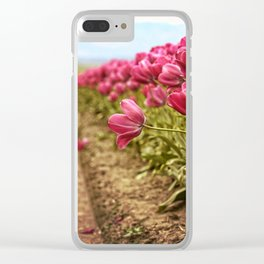 the standout Clear iPhone Case