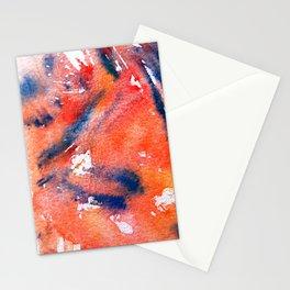 Symphony in blue minor I Stationery Cards