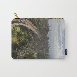 Ramp at Clingmans Dome in the Great Smoky Mountains Carry-All Pouch