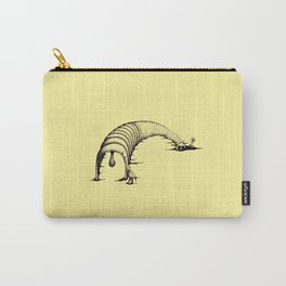 alone in desert Carry-All Pouch