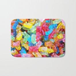 Gummy Bear Don't Care Bath Mat