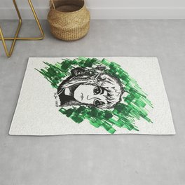 Triforce of Courage: Link Rug