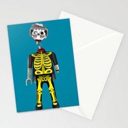 Playmo_Zombie_by LelosLovesYou Stationery Cards