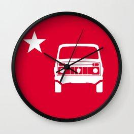 Lada Niva Wall Clock
