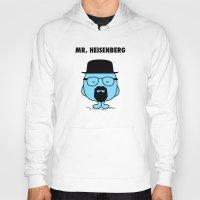 heisenberg Hoodies featuring Heisenberg by Krikoui