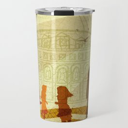 Al-Aqsa Jerusalem Travel Mug