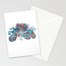 SEA NYMPH Stationery Cards