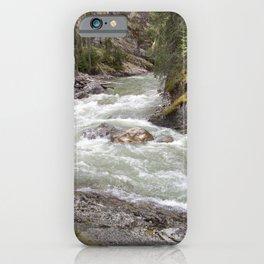 Watching Water Winding iPhone Case