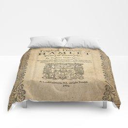 Shakespeare, Hamlet 1603 Comforters