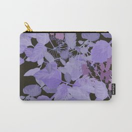 Moonlit Night At My Herbal Garden Carry-All Pouch