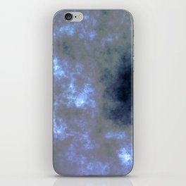 Moon Light-Foggy Night iPhone Skin