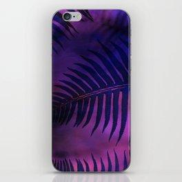 Forest Ferns - Warm iPhone Skin